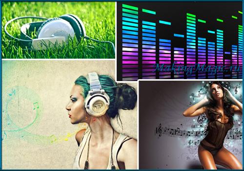 обои-музыка